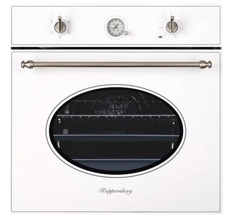 Духовой шкаф Kuppersberg SR605 W Silver