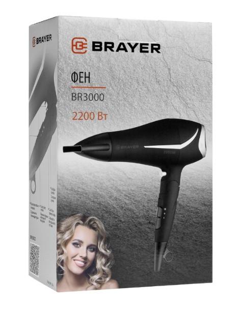 Фен Brayer BR3000BN