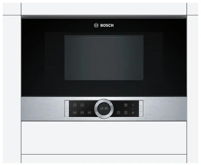 Встраиваемая микроволновая печь Bosch BFL634GS1
