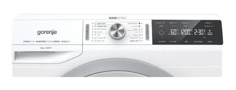 Стиральная машина GORENJE WA62S3