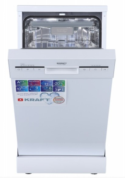 Посудомоечная машина KRAFT KF-FDM456D1002W