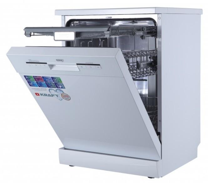 Посудомоечная машина KRAFT KF-FDM606D1402W