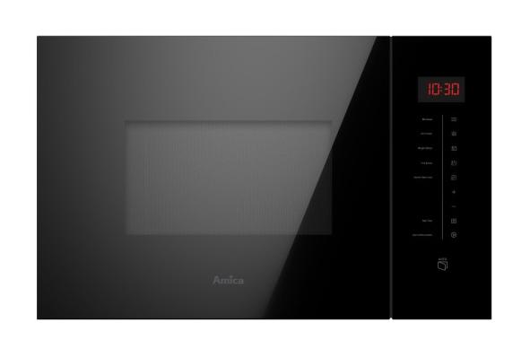 Встраиваемая микроволновая печь AMICA AMMB25E2SGB X-TYPE