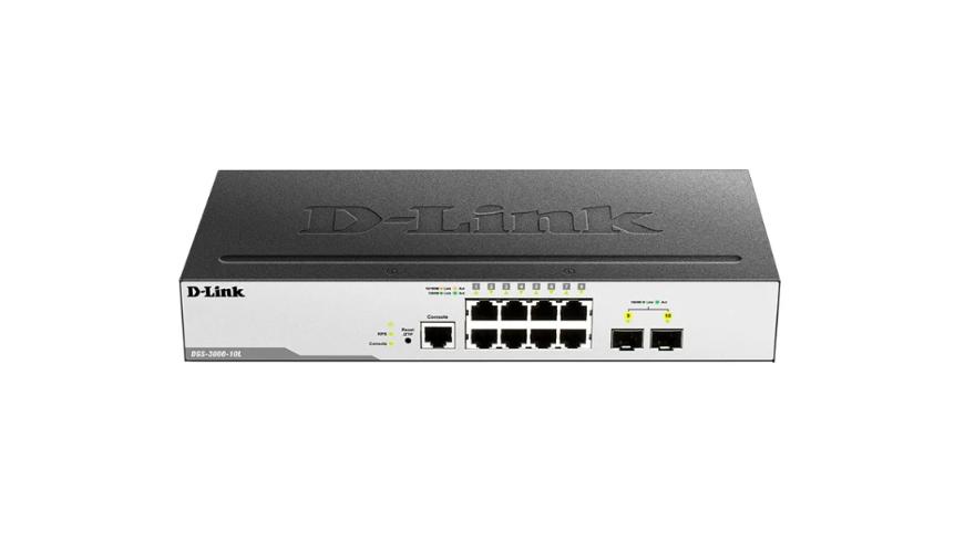 Коммутатор D-Link DGS-3000-10L