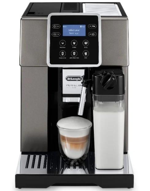 Кофемашина De'Longhi ESAM420.80.TB
