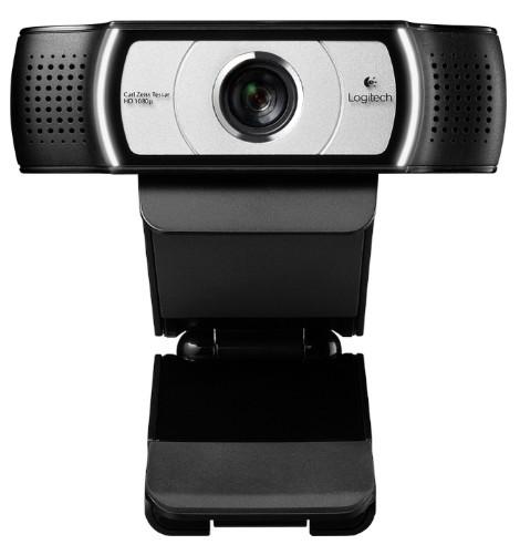Веб камера Logitech C930e Business Webcam 1080p/30fps, угол обзора 90° (960-000972)