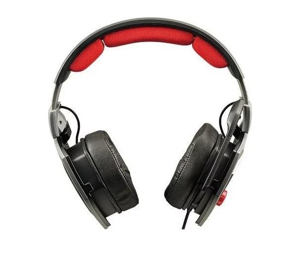 Наушники с микрофоном Thermaltake eSports SHOCK 3D 7.1 Gaming Headset Black