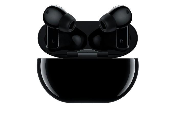 Беспроводные наушники с микрофоном Huawei FreeBuds PRO Carbon Black