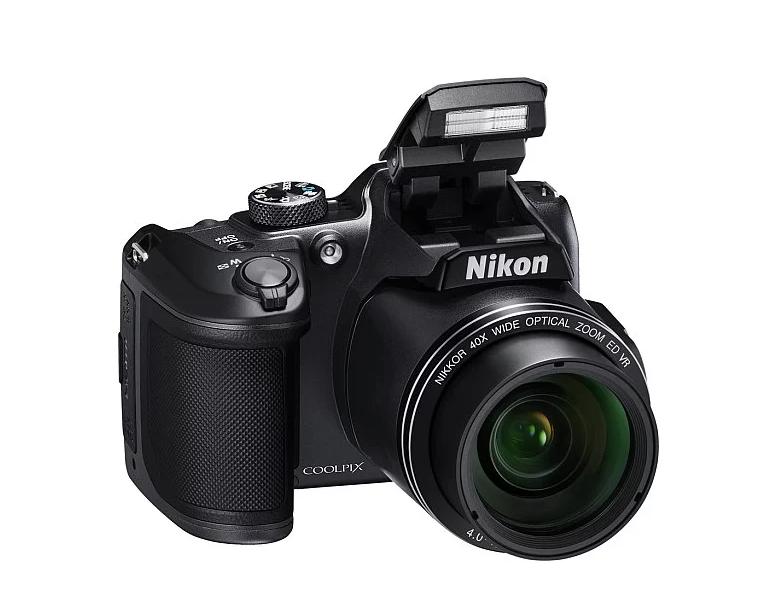 Фотоаппарат NIKON Coolpix B500 / black