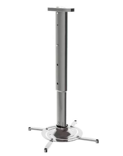 Кронштейн для проектора Cactus CS-VM-PR05L-AL макс.23кг настенный и потолочный поворот и наклон