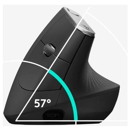 Беспроводная мышь Logitech MX Vertical Bluetooth (910-005448)