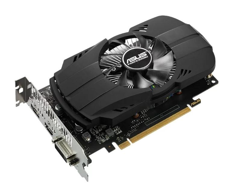 Видеокарта ASUS Phoenix GeForce GTX 1050 Ti 1290MHz PCI-E 3.0 4096MB 7008MHz 128 bit DVI HDMI DisplayPort HDCP
