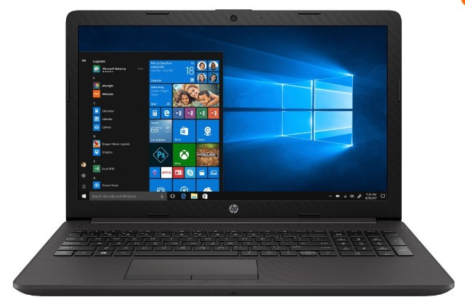 Ноутбук HP 250 G7 NB PC, P-C i3-1005G1, SSD 256GB
