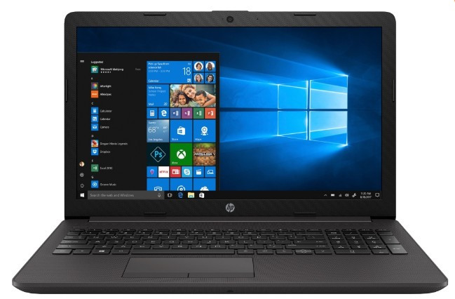Ноутбук HP 250 G7 NB PC, P-C i5-1035G1, SSD 128GB, HDD 1TB