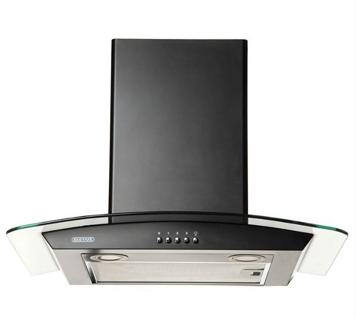 Вытяжка ELEYUS OPTIMA 1000 90 M BL LED черный