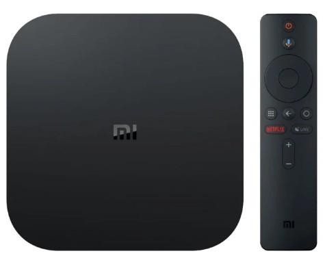 Приставка ТВ Xiaomi Mi Box S 2Gb/8Gb Android (MDZ-22-AB)