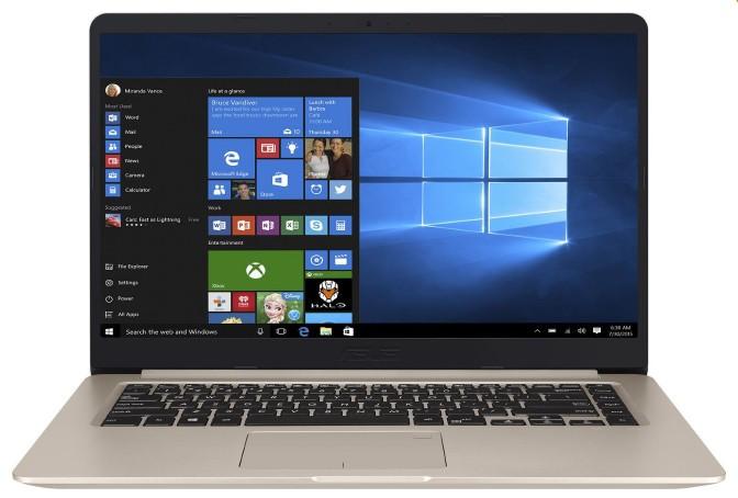 Ультрабук Asus VivoBook S15, S510UA-BR882T
