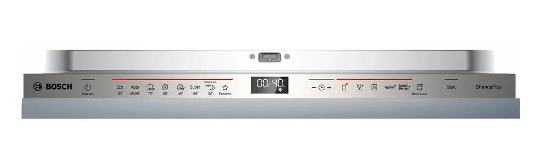 Встраиваемая посудомоечная машина Bosch SMV 6HCX2 FR