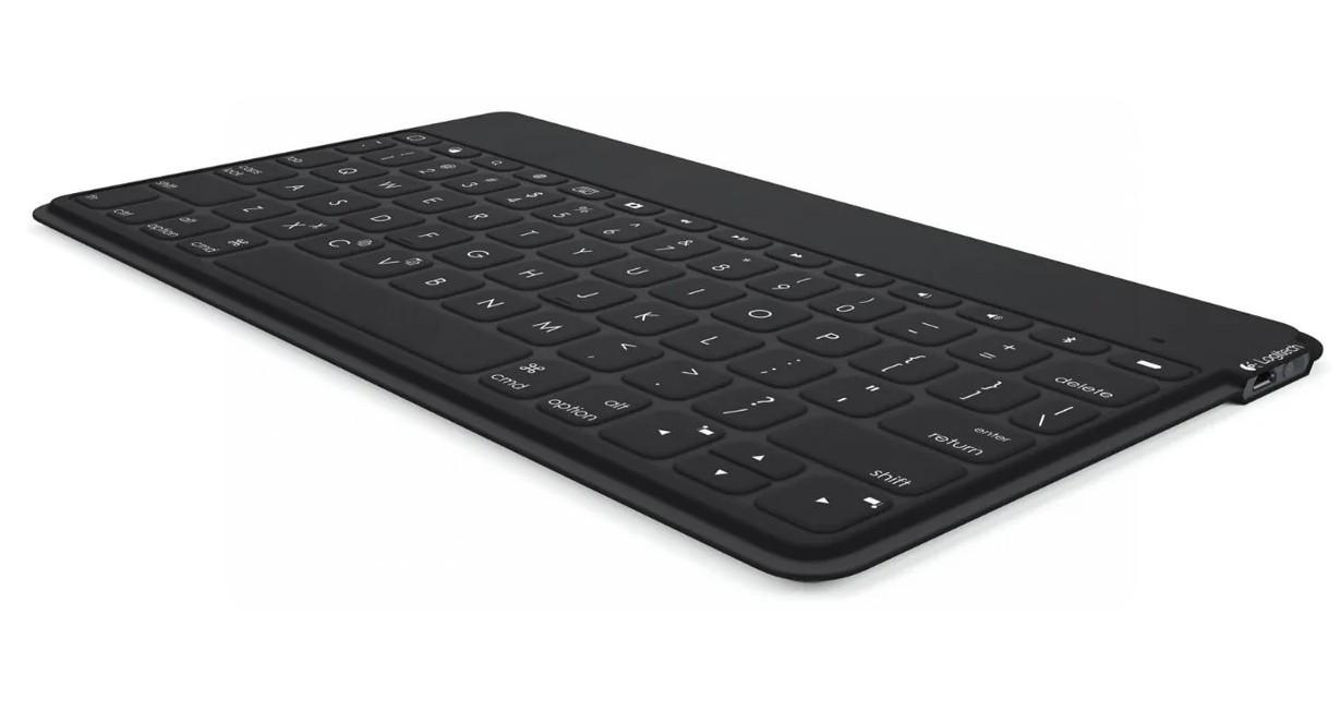 Беспроводная клавиатура Logitech Keys-To-Go Bluetooth Black (920-010126)