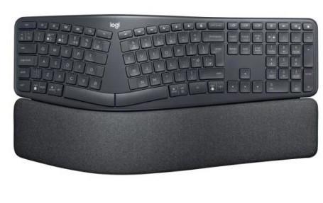 Беспроводная клавиатура Logitech ERGO K860 (920-010110)