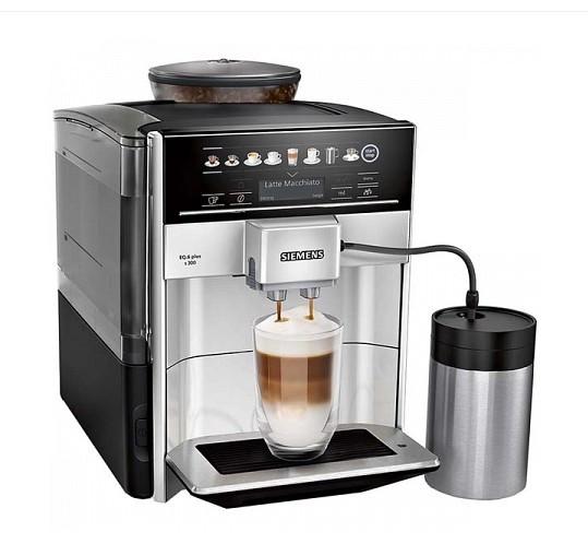 Кофемашина Siemens TE 653M11RW