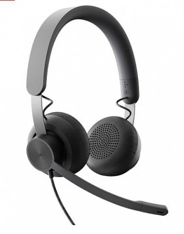 Наушники с микрофоном Logitech Zone Wireless Headset Stereo 981-000914