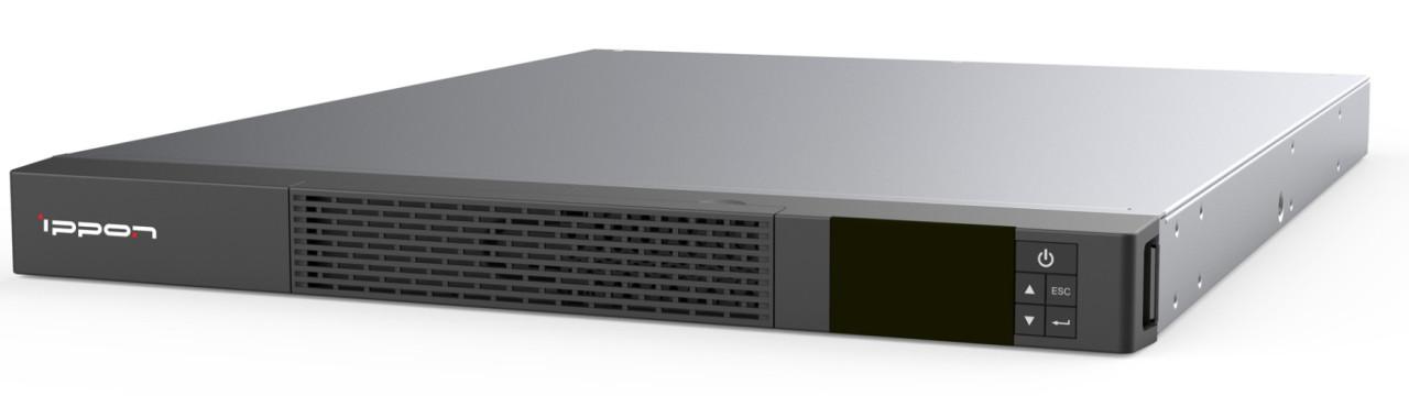 ИБП IPPON Smart Winner II 1550 1U 1100Вт 1500ВА черный