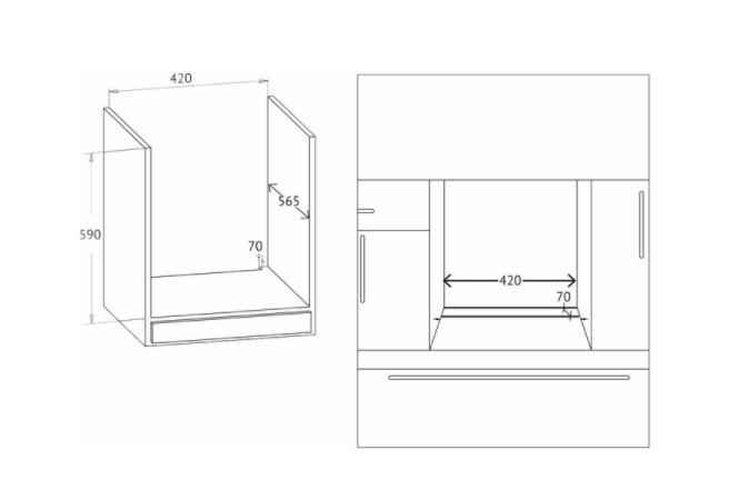 Духовой шкаф Korting OKB 7951 CMN