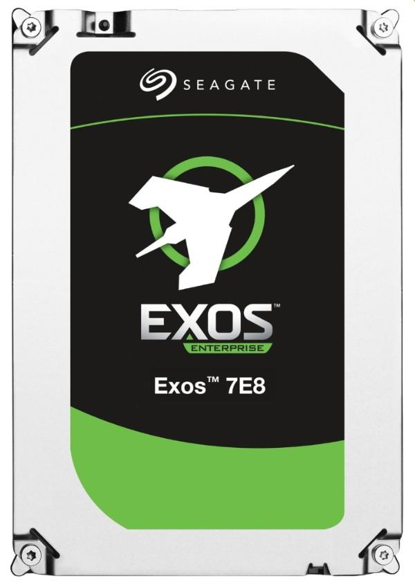Жесткий диск 6TB SEAGATE SAS Server Exos 7E8