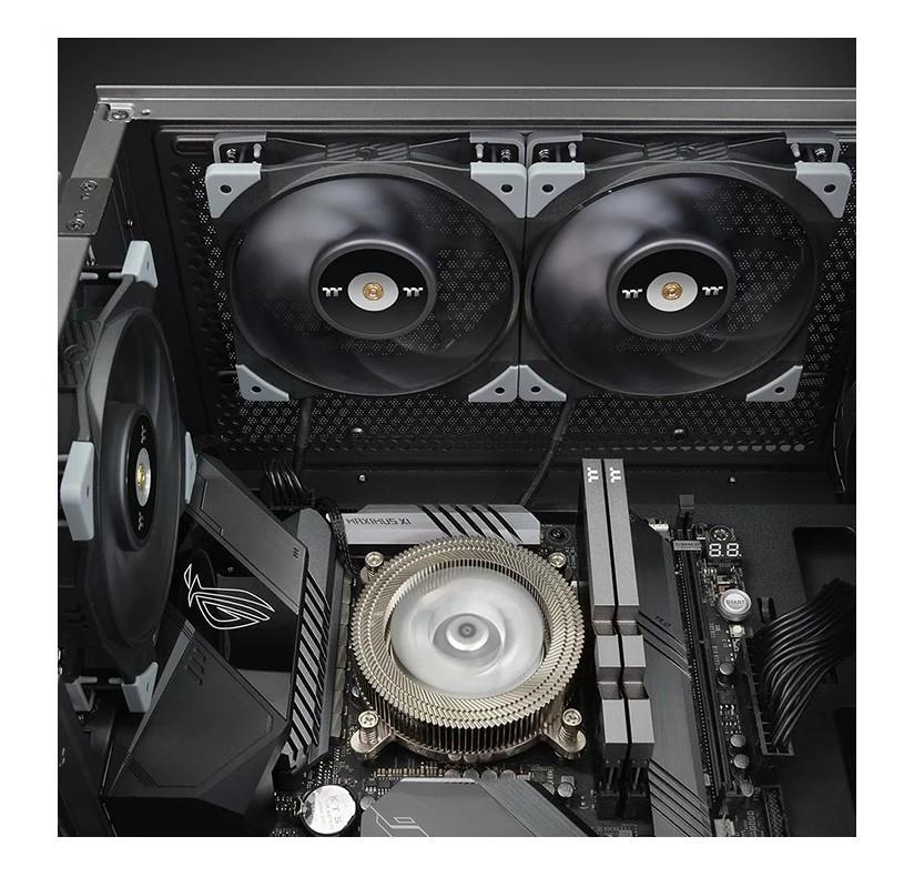 Кулер для корпуса Thermaltake TOUGHFAN 14 Radiator Fan -Black ( CL-F118-PL14BL-A)