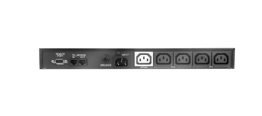 Интерактивный ИБП Powercom King Pro RM KIN-600AP-RM