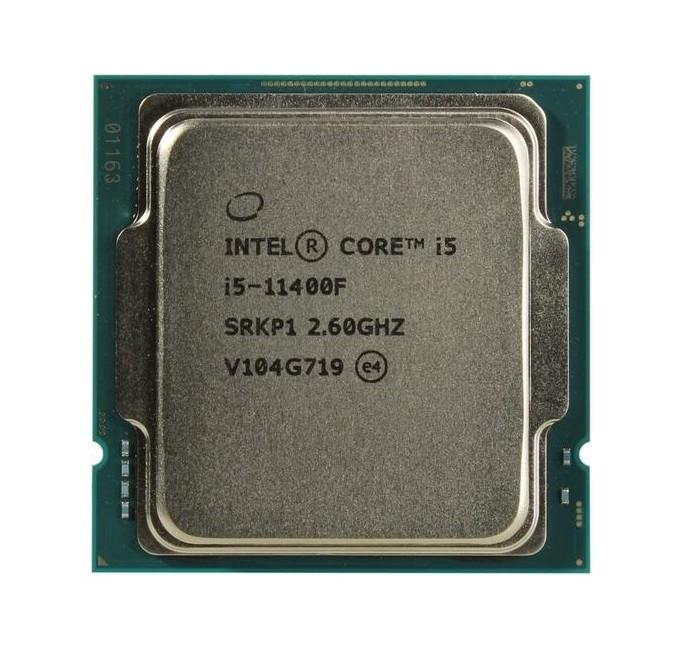 Процессор Intel Core i5-11400F Tray без кулера