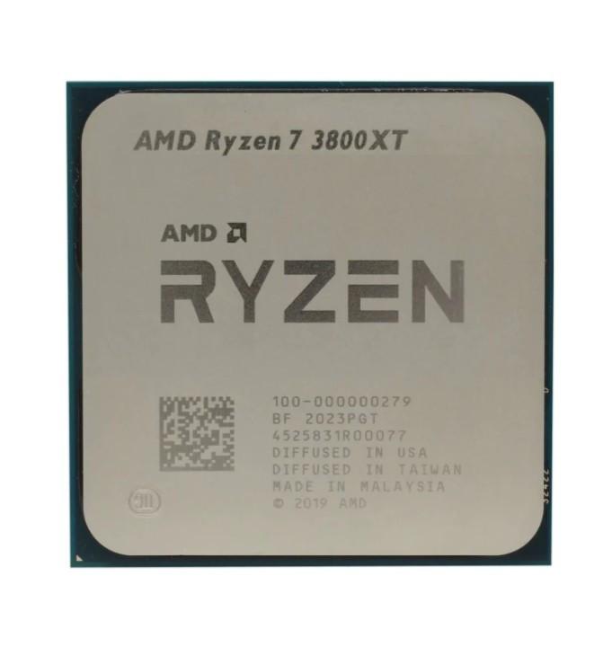 Процессор AMD Ryzen 7 3800XT