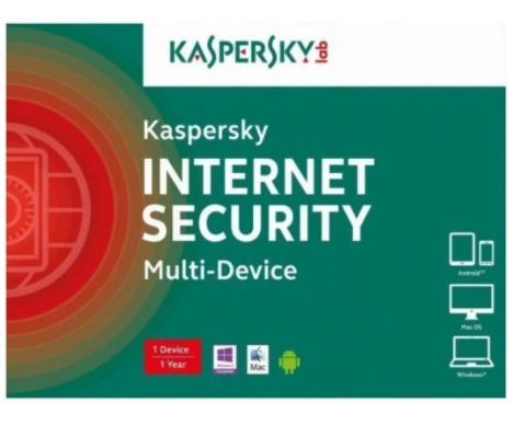 ПО Kaspersky Internet Security Multi-Device Russian Edition. 3-Device 1 year Base Box
