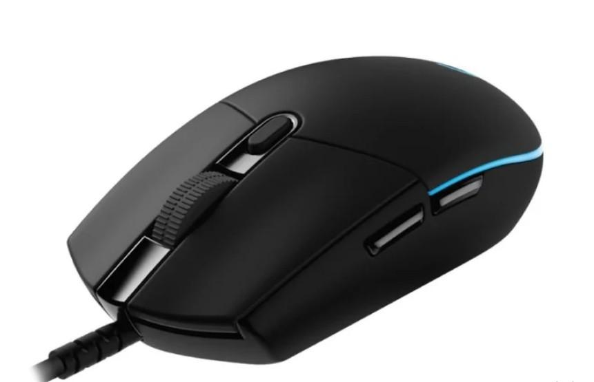 Игровая мышь Logitech G PRO Hero Black USB (910-005440)