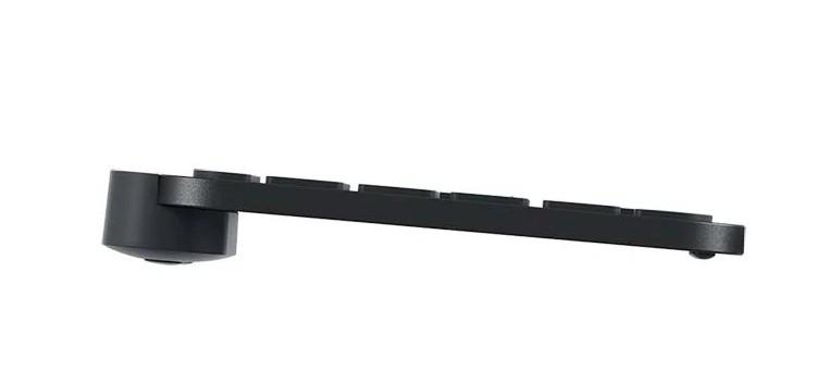 Беспроводная клавиатура Logitech MX Keys Advanced Wireless Illuminated (920-009417)