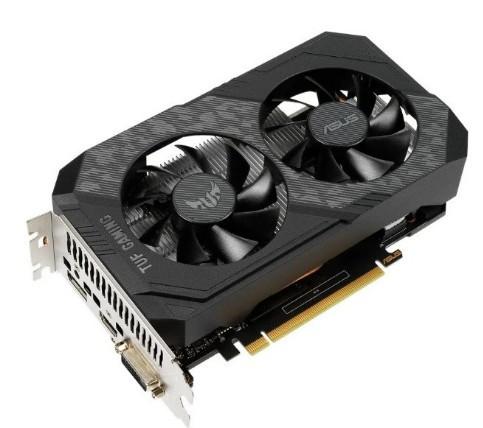Видеокарта ASUS GeForce GTX 1650 GDDR6 4096MB 128-bit ( TUF-GTX1650-4GD6-P-GAMING )