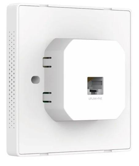 Точка доступа TP-LINK EAP115-Wall N300 Настенная точка доступа Wi-Fi