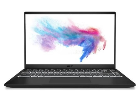 "Ноутбук MSI 14"" FHD Modern - i7 10510U"
