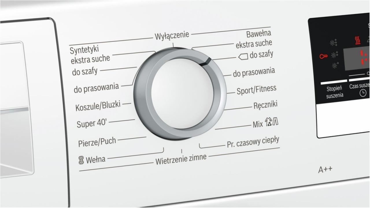 Сушильная машина BOSCH WTR85V05PL
