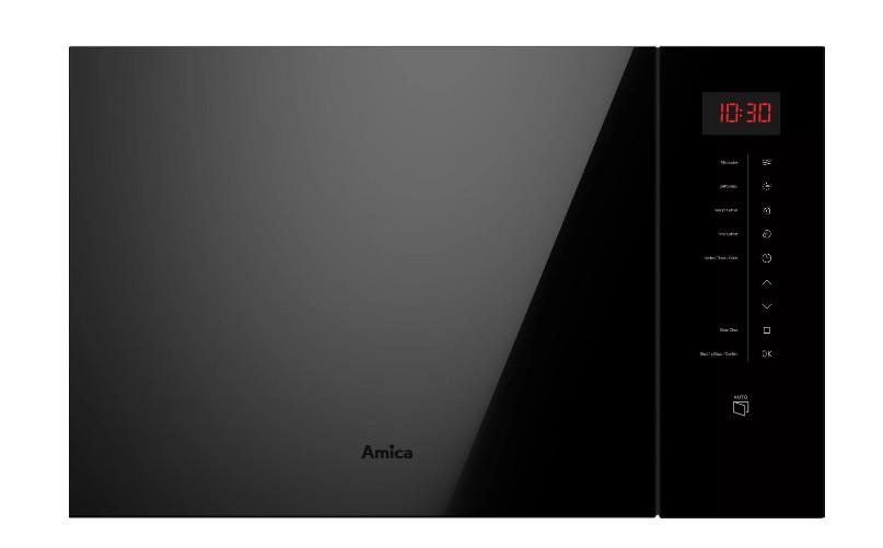 Встраиваемая микроволновая печь AMICA AMMB25E2SGVBQ-TYPE