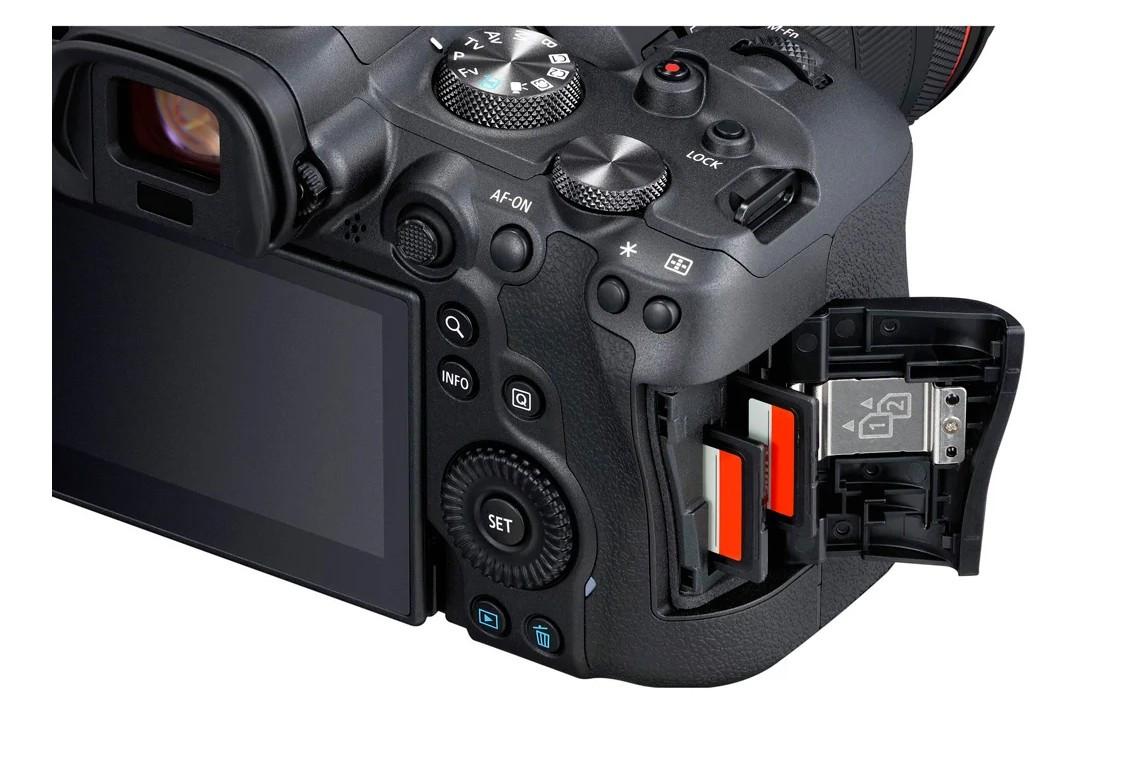 Фотоаппарат Canon EOS R6 BODY