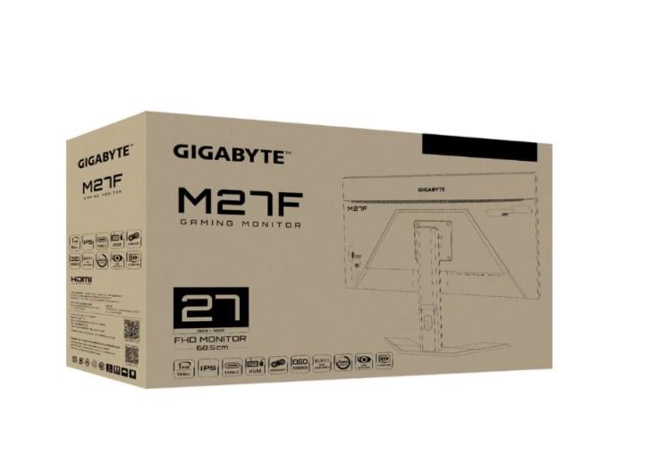 """Монитор GIGABYTE M27F 27"""""""