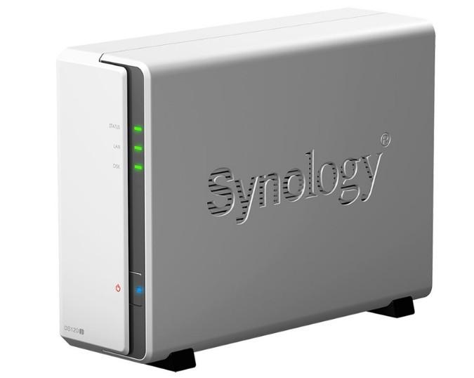 Сетевой накопитель SYNOLOGY DS120j