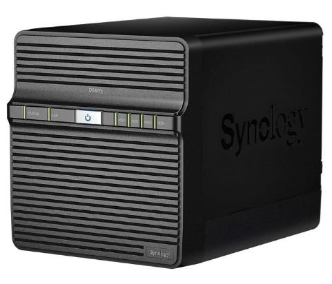 Сетевой накопитель SYNOLOGY DS420j