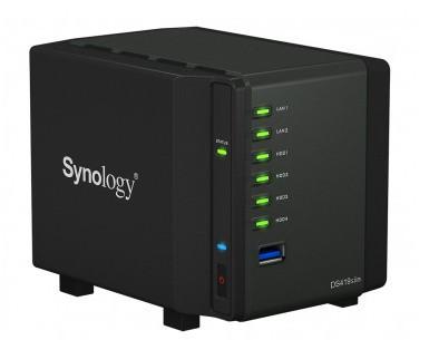 Сетевой накопитель SYNOLOGY DS419slim