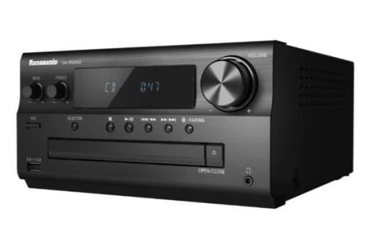 Музыкальный центр Panasonic SC-PMX92 (black)