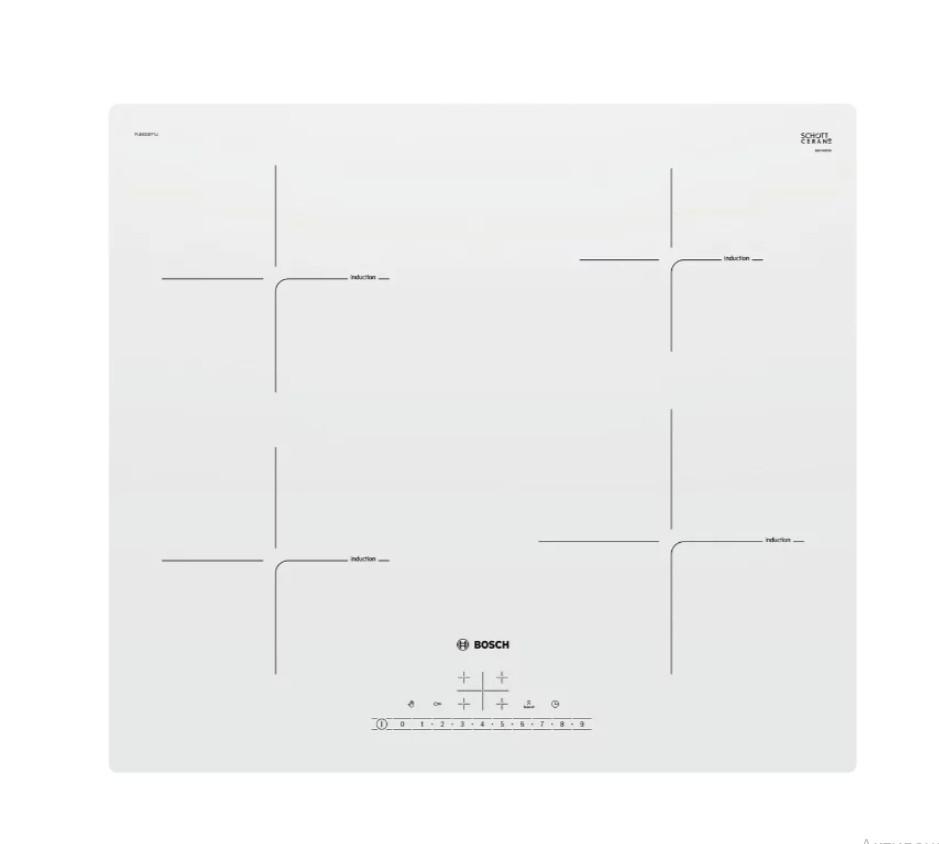 Индукционная варочная панель Bosch PUE 612FF1J