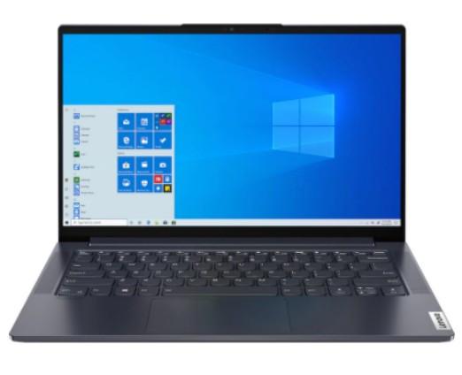 "Ноутбук Lenovo 14"" FHD (Yoga Slim 7 14ARE05) - R7-4600U / 16G / SSD 512GB / Win 10"