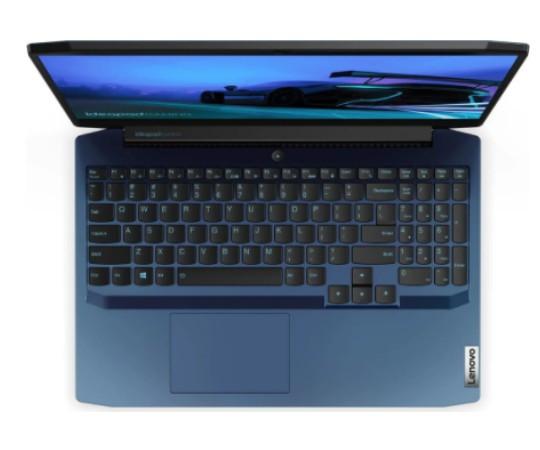 "Ноутбук Lenovo 15.6"" FHD (IdeaPad Gaming 3 15IMH05) - I7-10750H / 16G / SSD 512GB /1650ti / Win 10"